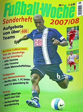 FuWo-Sonderheft 2007/08