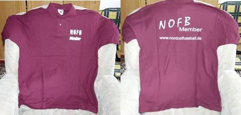 Polo-Shirt, Burgund