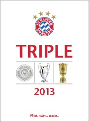 FC Bayern München – Triple 2013