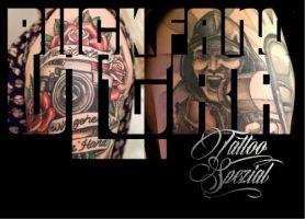 Blickfang Ultra Tattoo Spezial
