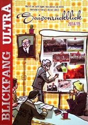 Blickfang Ultra Spezial Rückblick 2014/15