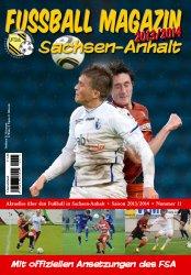 Fußball Magazin Sachsen-Anhalt 2013/14