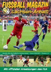 Fußball Magazin Sachsen-Anhalt 2014/15