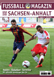 Fußball Magazin Sachsen-Anhalt 2015/16