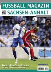 Fußball Magazin Sachsen-Anhalt 2017/18