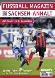 Fußball Magazin Sachsen-Anhalt 2018/19