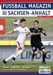 Fußball Magazin Sachsen-Anhalt 2019/20