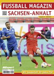Fußball Magazin Sachsen-Anhalt 2020/21