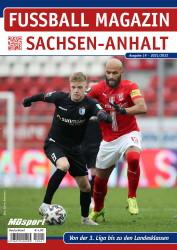 Fußball Magazin Sachsen-Anhalt 2021/22