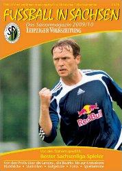 Fußball-Sonderheft Sachsen