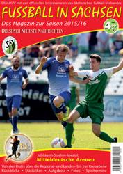 Fußball in Sachsen 2015/16