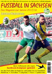 Fußball in Sachsen 2017/18