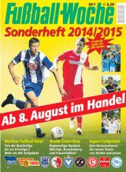 Fußball-Woche Sonderheft 2014/15