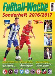 Fußball-Woche Sonderheft 2016/17