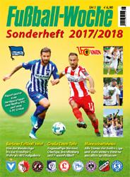 Fußball-Woche Sonderheft 2017/18