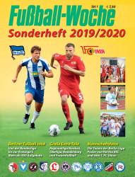 Fußball-Woche Sonderheft 2019/20