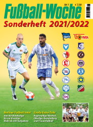 Fußball-Woche Sonderheft 2021/22