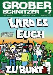 Grober Schnitzer 7
