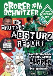 Grober Schnitzer 16