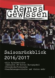 Reines Gewissen – Saisonrückblick 2016/17