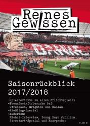 Reines Gewissen – Saisonrückblick 2017/18