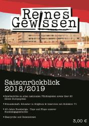 Reines Gewissen – Saisonrückblick 2018/19