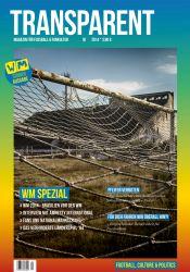 Transparent Magazin 9 WM-Ausgabe