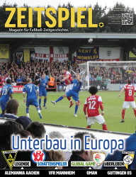 Zeitspiel Magazin 16