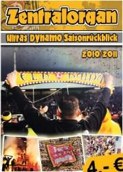Zentralorgan Saisonrückblick 2010/11
