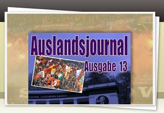 Auslandsjournal 13 jetzt bestellen!!