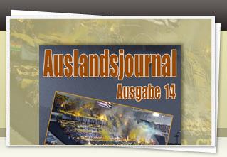 Auslandsjournal 14 jetzt bestellen!!