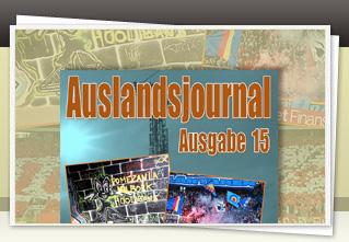 Auslandsjournal 15 jetzt bestellen!!