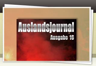 Auslandsjournal 16 jetzt bestellen!!