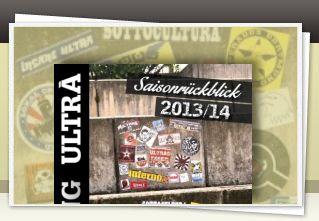 Blickfang Ultra Spezial R�ckblick 2013/14 jetzt bestellen!!