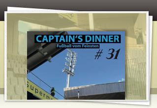 Captains Dinner 31 jetzt bestellen!!
