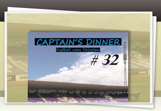 Captains Dinner 32 jetzt bestellen!!