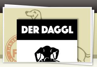 Der Daggl 18/19 Doppelausgabe jetzt bestellen!!