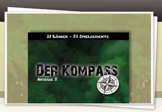 Der Kompass 5 jetzt bestellen!!