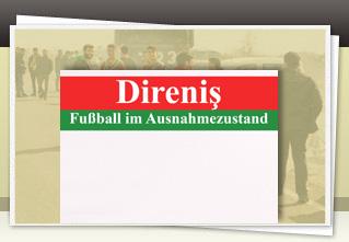 Direnis - Fußball im Ausnahmezustand jetzt bestellen!!