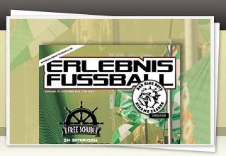 Erlebnis Fu�ball 70 jetzt bestellen!!
