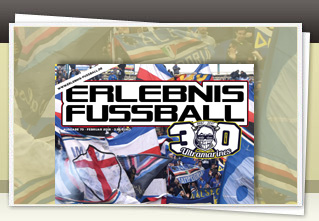 Erlebnis Fußball 73 jetzt bestellen!!