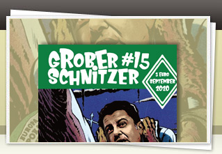 Grober Schnitzer 15 jetzt bestellen!!