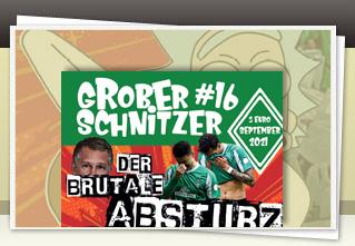 Grober Schnitzer 16 jetzt bestellen!!