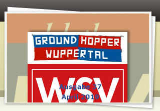 Groundhopper Wuppertal 37 jetzt bestellen!!