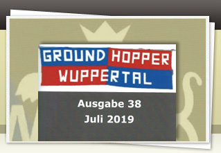 Groundhopper Wuppertal 38 jetzt bestellen!!