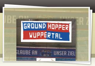 Groundhopper Wuppertal 40 jetzt bestellen!!