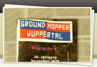 Groundhopper Wuppertal 41 jetzt bestellen!!