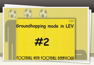 Groundhopping made in LEV 2 jetzt bestellen!!