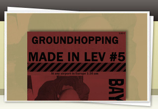 Groundhopping made in LEV 5 jetzt bestellen!!