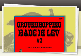 Groundhopping made in LEV 7 jetzt bestellen!!